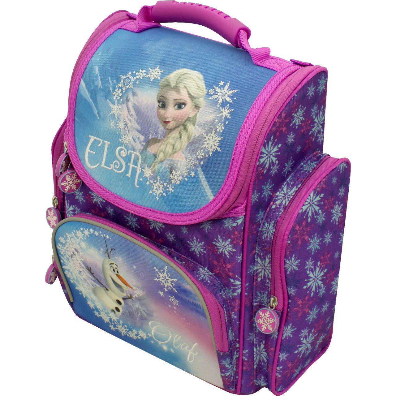 cb120c32ad85 Ортопедический рюкзак для школьника Холодное Сердце с Эльзой и ...