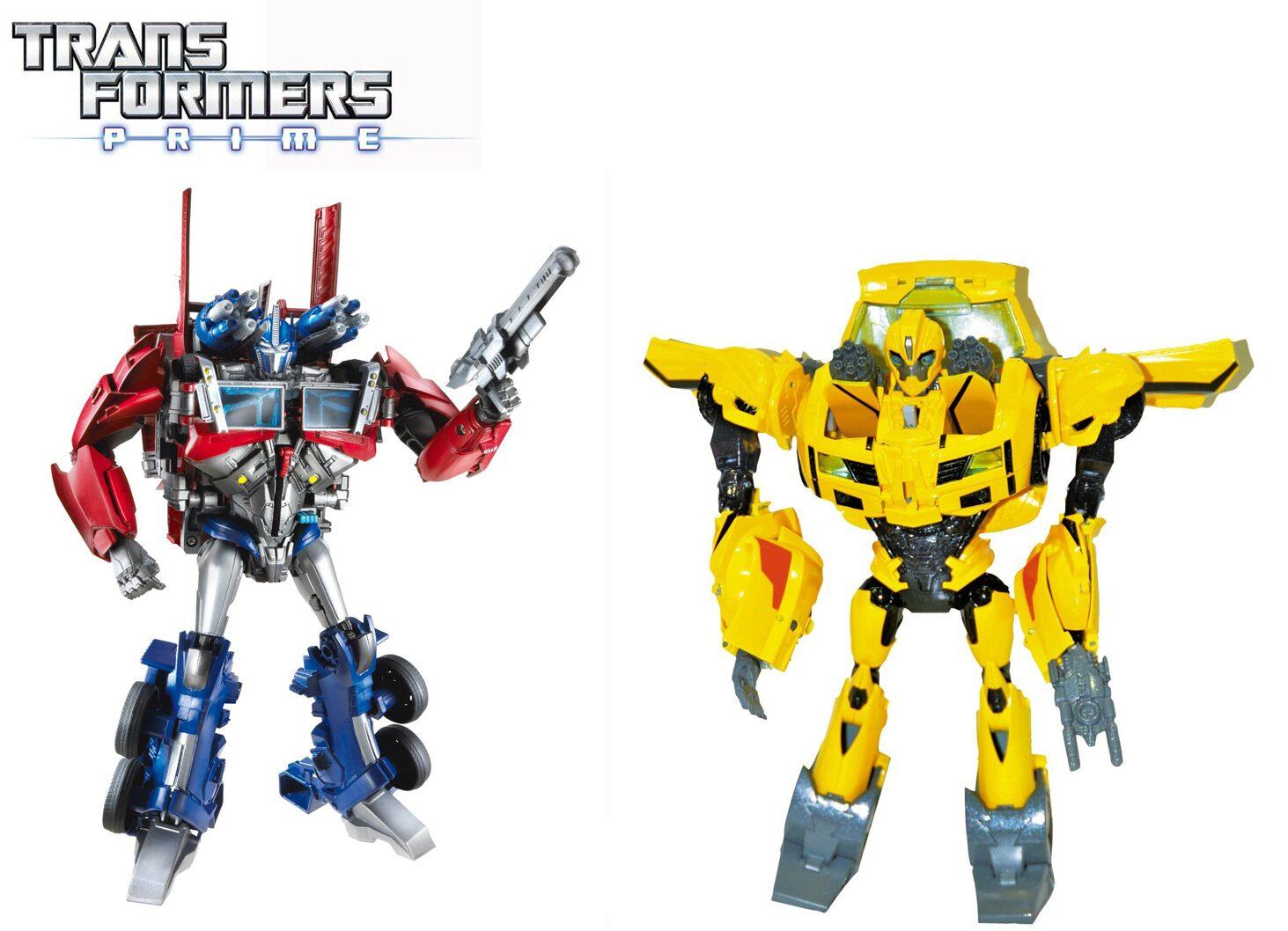 Заказать игрушки трансформеры прайм
