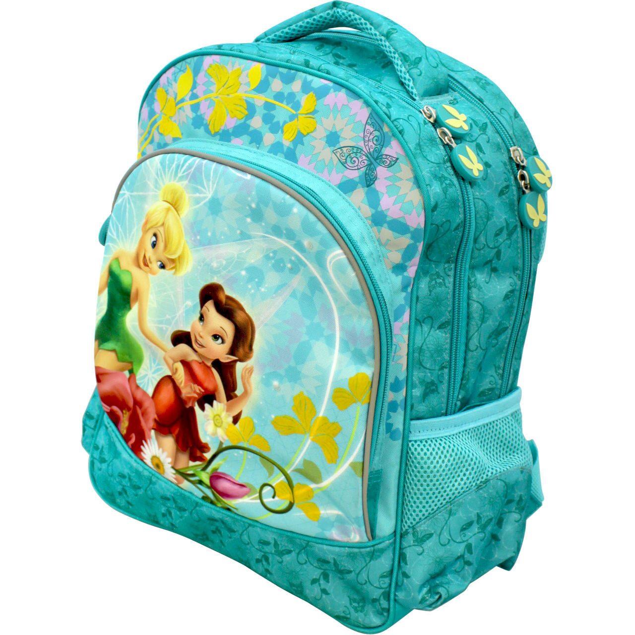 Школьный рюкзак фея дисней динь динь качественные рюкзаки фирмы