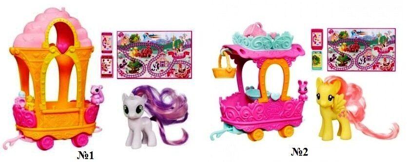 Набор Вагончик для поезда / My Little Pony