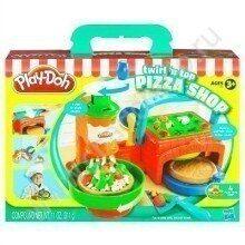 Набор пицца пластилин playdoh пиццерия