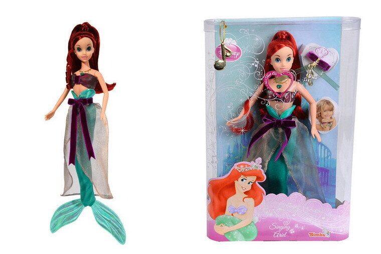 Куклы ариэль русалочка картинки
