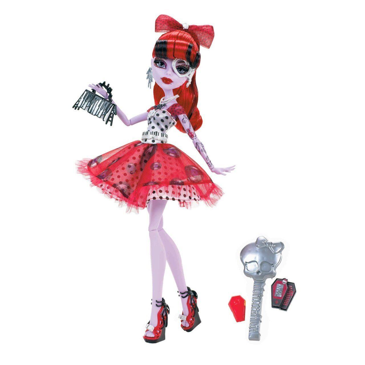 куклы монстер хай видео от берсика