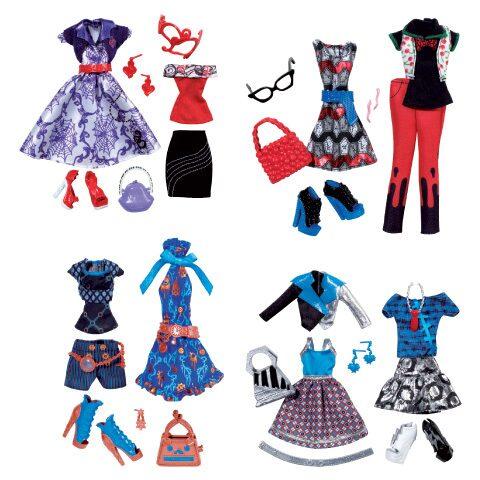 Одяг для кукол монстер хай