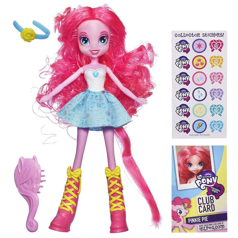 куклы фото пони