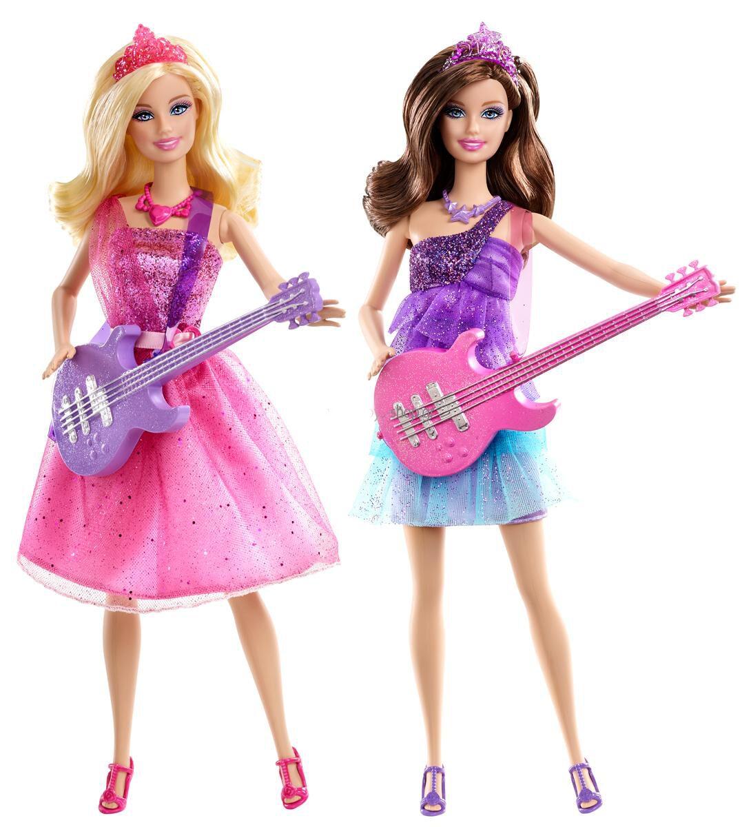 Барби принцесса и поп 20 фотография