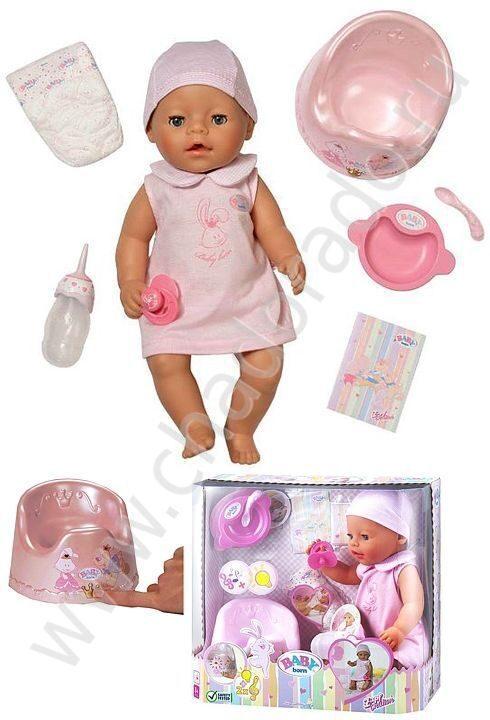 Как сшить для куклы беби бон своими