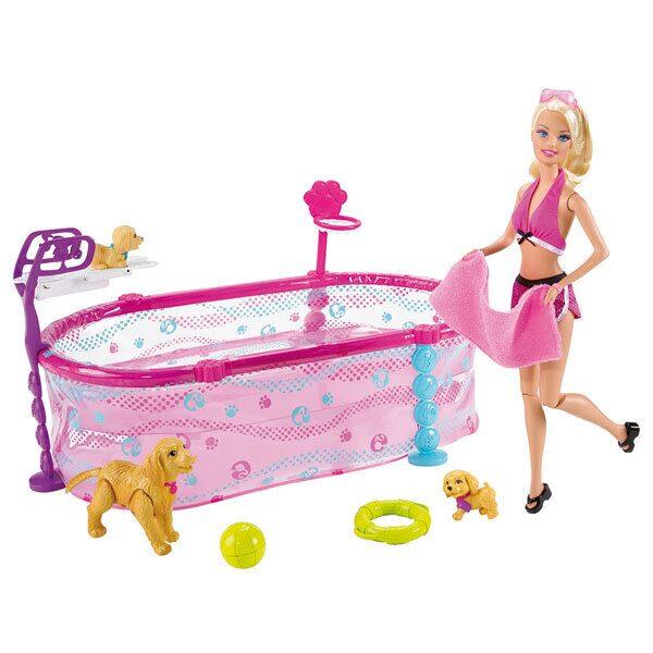 Кукла барби на лошади barbie