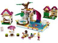 Конструктор LEGO FRIENDS Городской бассейн