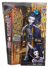 Кукла Эль Иди Бу Йорк Монстер Хай / Monster High Boo York CHW64