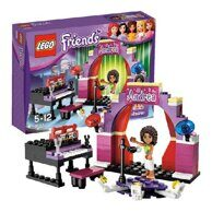 Конструктор LEGO FRIENDS Андреа на сцене