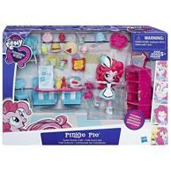 Эквестрия Герлз Снек Кафе с мини-куклой Пинки Пай / My Little Pony Equestria Girls Mini